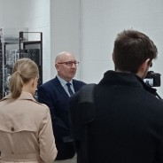 Fusetec - Ministerial Visit Gallery Image